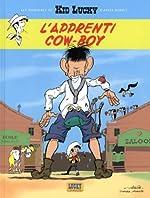 Aventures de Kid Lucky d'après Morris (Les) - Tome 1 - Apprenti Cow-boy (L') de Achdé (25 novembre 2011) Album