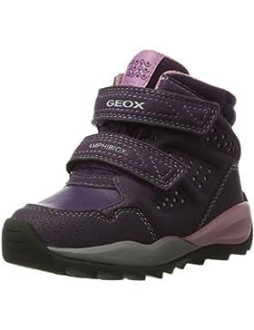 Geox J Orizont B ABX F, Botas de Nieve Para Niñas