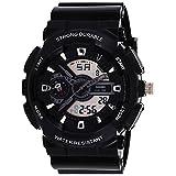 Skmei Lcd Analog-Digital Watch - For Men...