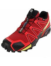 Salomon Herren Speedcross 4 Gtx Traillaufschuhe, Rot