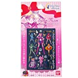 Sailor Moon Sailor Sisters Collection CharaStomSeal Sailor Warriors Sticker Set