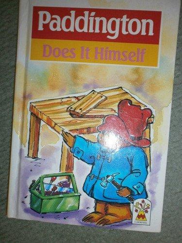 Paddington Does it Himself by Michael Bond (20-Feb-1989) Hardcover