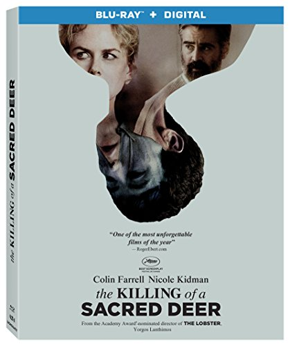 Killing of a Sacred Deer [USA] [Blu-ray]