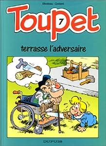 """Afficher """"Toupet n° 7 Toupet terrasse l'adversaire"""""""