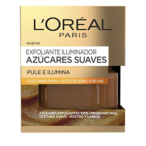 L'Oreal Paris Exfoliante iluminador Azúcares Suaves 50ml