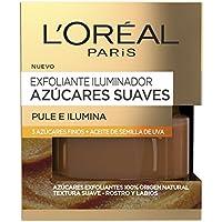 L'Oreal Paris Exfoliante iluminador Azúcares Suaves 50ml