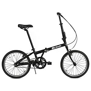 51CD5dy7O9L. SS300  - FabricBike Folding Bicycle Alloy Frame Single Speed 3 Colours