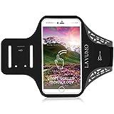 Sportarmband Handytasche Sport für iPhone X 6 Plus 7 Plus 8 Plus XS MAX XR Handyhülle Running Armband für Samsung Galaxy S8 S9 S6 S7 edge S5 S9 Plus Huawei LG g6 Handy Joggen Laufen Gym Armtasche
