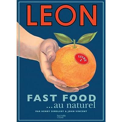 Léon fast food au naturel