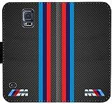 Bmw 31A0R Samsung GALAXY S5-Leder-Mappen-Handy-Fall Hülle 45MC Einzigartige Flip Fall Hülle-Abdeckung für Jungen