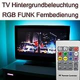 SET ~ 47 TV FUNK 20 Tasten RGB LED Hintergrundbeleuchtung Backgroundlight