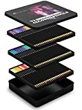Castillo Arte Suministros 72 Colored Pencil Set para adulto para colorear libros o niños - Best Reviews Guide