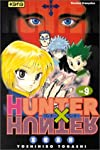Hunter X Hunter Edition simple Tome 9