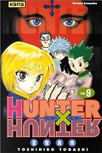Hunter X Hunter Edition simple Tome 9