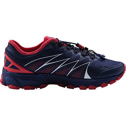 Kansas Schuhe (McKINLEY Herren Kansas AQB Trekking-& Wanderhalbschuhe, Blau (Navy Dark/Red 901), 36 EU)