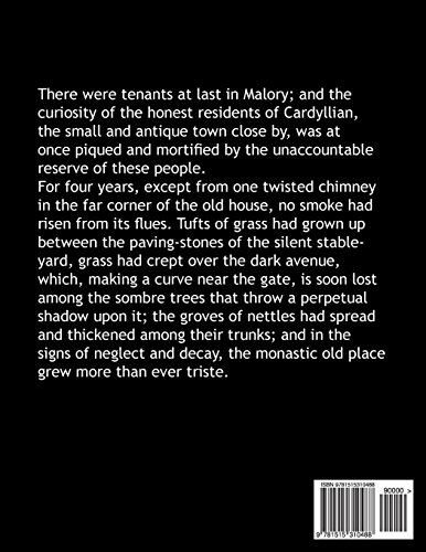 The Tenants of Malory, Complete