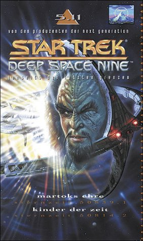 Star Trek - Deep Space Nine 5.11: Martoks Ehre/Kinder der Zeit