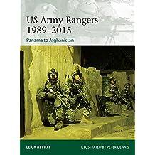 US Army Rangers 1989–2015: Panama to Afghanistan (Elite)
