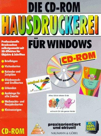 Naumann & Göbel Verlagsges. mbH Hausdruckerei für Windows