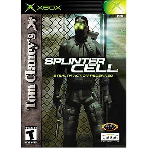 Tom Clancy's Splinter Cell - Xbox by Ubisoft