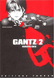 Gantz Edition simple Tome 2