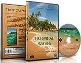 DVD Plage Vagues Tropicales plages reposante de Thailande avec sons de la mer