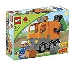 LEGO 5637 Garbage Truck (Lego Duplo Garbage Truck) (japan import)
