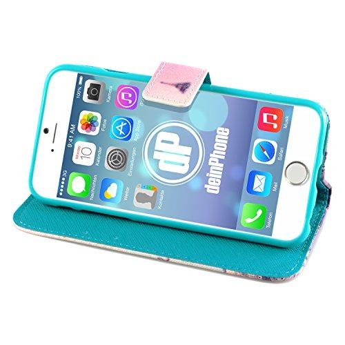 deinphone Apple iPhone 6Plus (5.5) Coque bumper Case Paris je t'aime