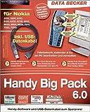 Handy Big Pack 6.0 für Nokia inkl. Datenkabel
