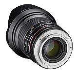 SAMYANG 1113506101 20mm F1.8 - 4