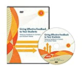 Giving Effective Feedback To Your Students, Disc 3: Tailoring Feedback Tto Content And Student Needs DVD
