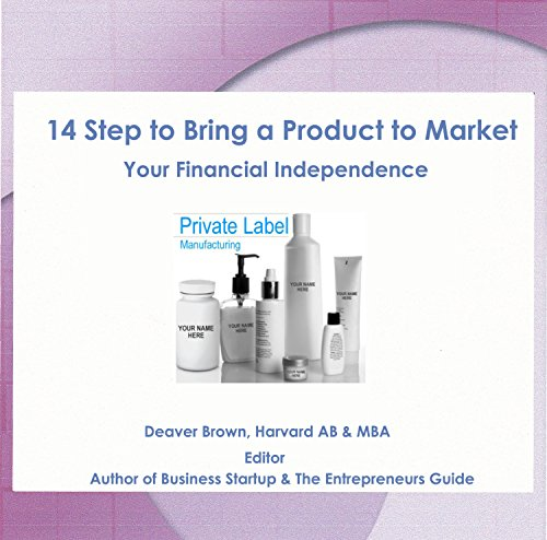 14-steps-to-bring-a-product-to-market-build-your-business-english-edition