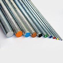 Gewindestange / M3-M20 wählbar / 1000mm 1m Meter / DIN 975 976 / Gewindestangen Gewinde Stange / Auswahl: M8 1000mm