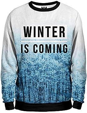 Noorhero - Felpa Uomo - Winter Of Thrones