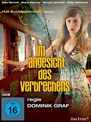 Im Angesicht des Verbrechens (4 DVDs) - Mini 110 Serie