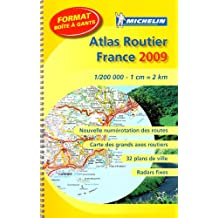 Atlas France Routier Compact 2009