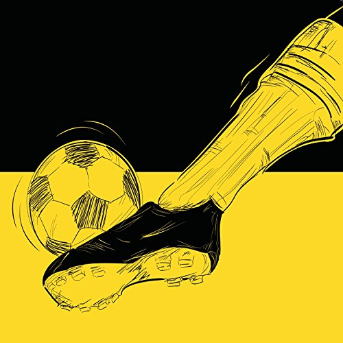 locker-wallpaper-football-black-yellow-soccer-print-football-great-gift-for-students-colour-black-ye