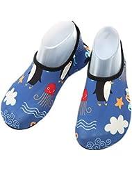 Kinder Tauchen Schuhe rutschfeste Tretmühle Schuhe Sandalen Schwimmen Schuhe Ocean Baby