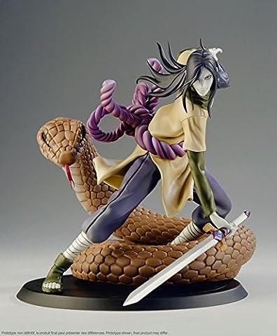 Tsume - Figurine Naruto Shippuden - Orochimaru DXtra by Tsume