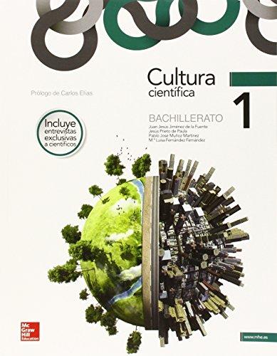 Cultura científica - edición 2015