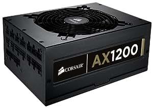 Corsair AX1200 Professional Series AX 1200W ATX/EPS Fully Modular 80 PLUS Gold PSU