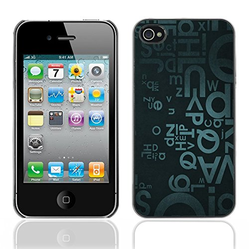 Graphic4You Mermaid Underwater Design Harte Hülle Case Tasche Schutzhülle für Apple iPhone 4 und 4S Design #14