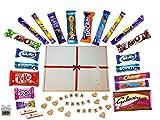 LARGE British Chocolate Xmas Selection Gift Box CHRISTMAS...