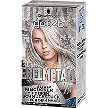 Suchergebnis Auf Amazon De Fur Haarfarbe Silber