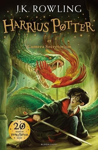 Harry Potter and the Chamber of Secrets (Latin): Harrius Potter et Camera Secretorum (Harry Potter Latin Edition)