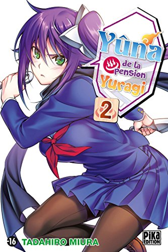Yuna de la Pension Yuragi Edition simple Tome 2