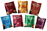 The Popcorn Shed's Gourmet Popcorn Tasting Selection Pack (pack of 7) - The perfect popcorn gift