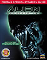 Alien Resurrection - Prima's Official Strategy Guide de Prima Development