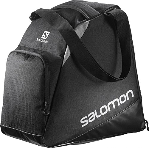 Salomon, EXTEND GEARBAG, Sac à chaussures (33 L), 39 x 23 x 38 cm, Noir, L38280600