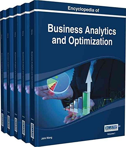 [(Encyclopedia of Business Analytics and Optimization)] [Edited by John Wang] published on (April, 2014)